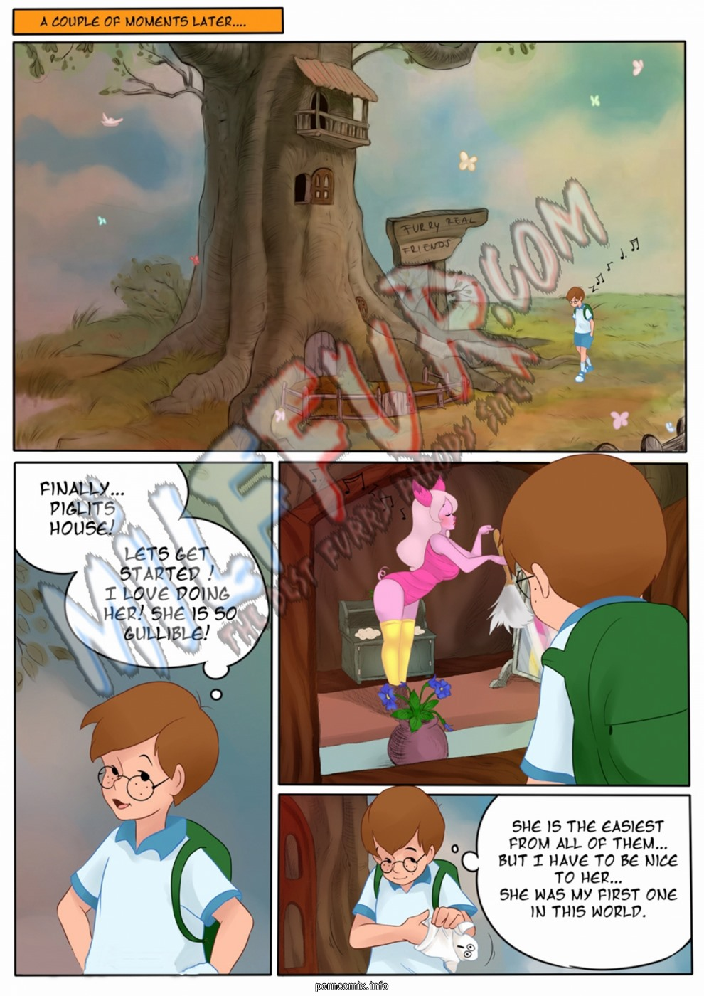 Porn winnie pooh Winnie Pooh's