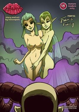 The Cummoner 8- Fair's Fairy