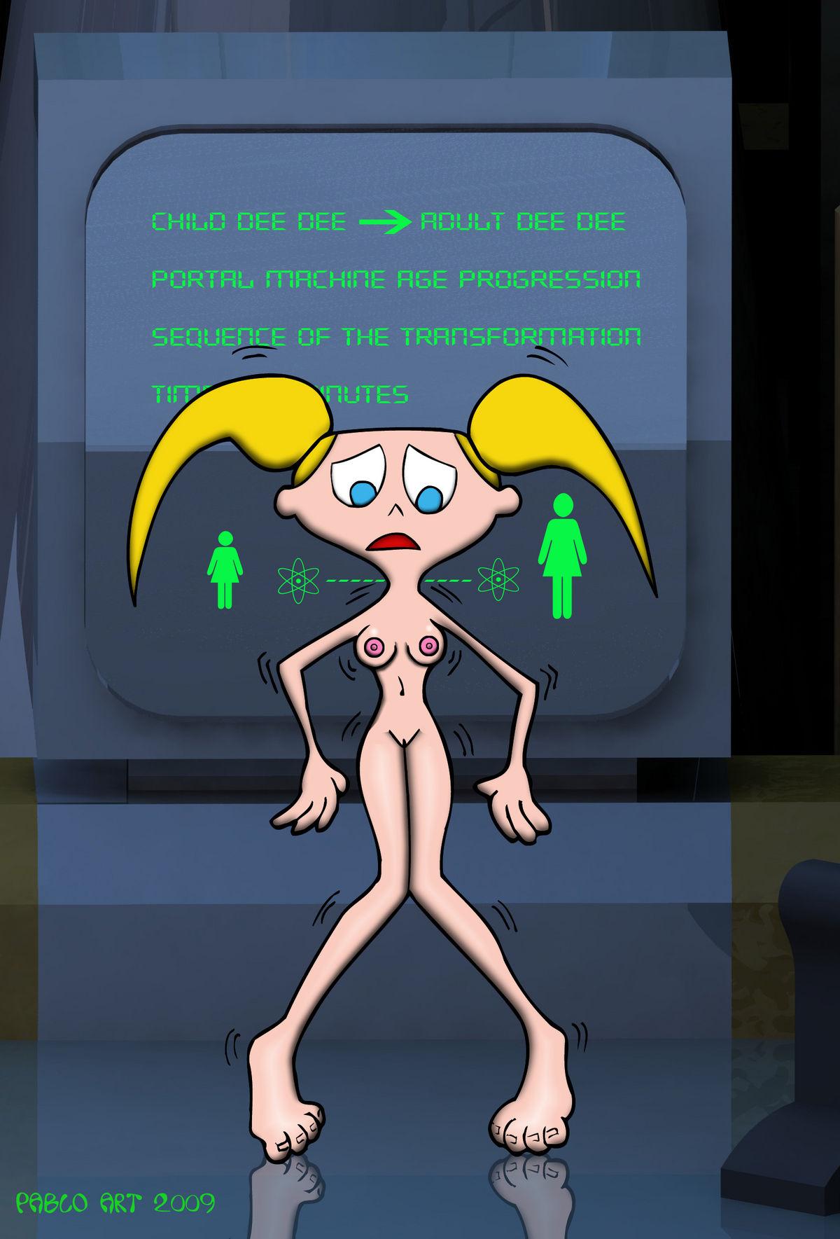 Porn dexters lab Dexters Biology