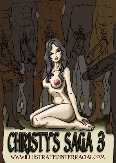 Christy's Saga 3- Bukkake