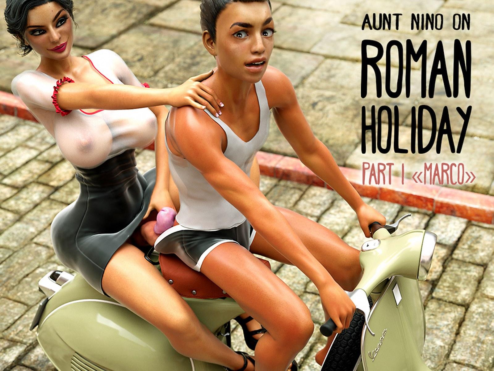 Smerinka Roman Holiday