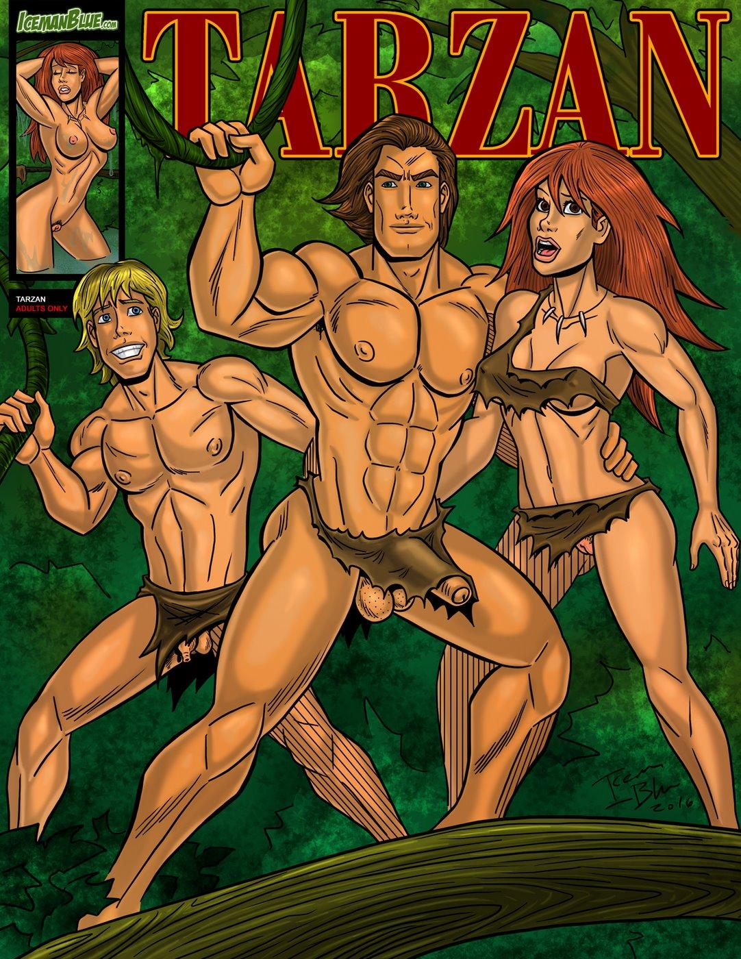 Tarzan Porn