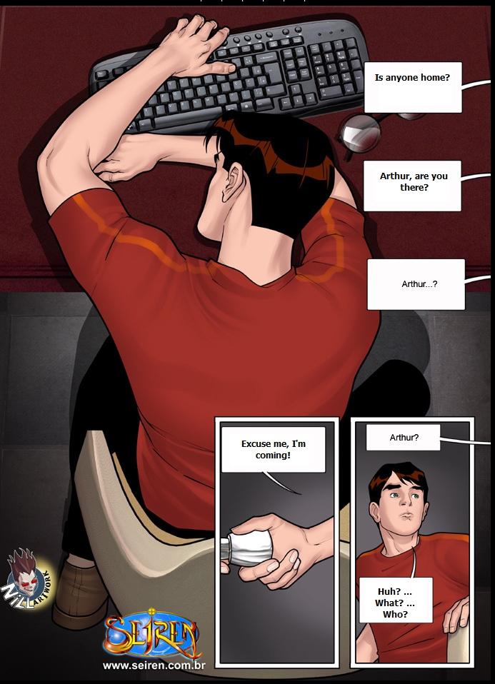Oh familia11 comic porno Oh Familia 11 English Seiren Porn Cartoon Comics