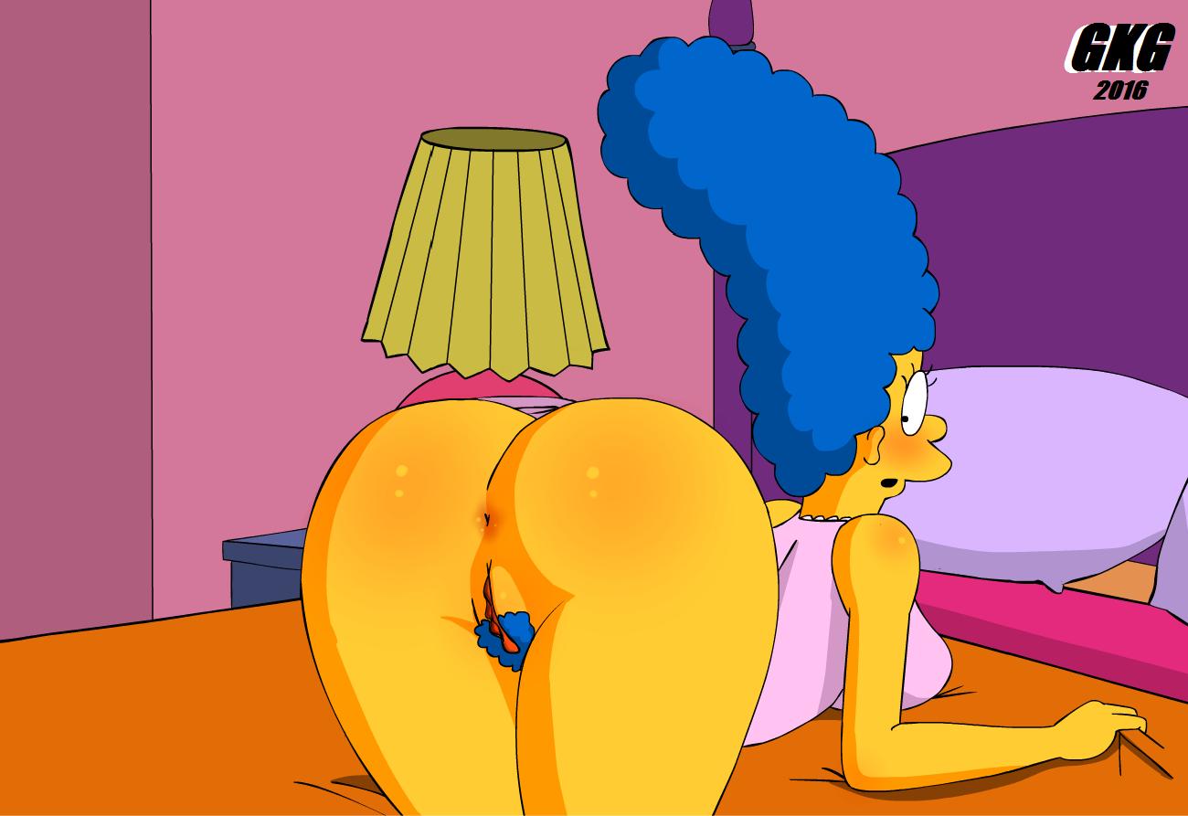 Porn bart simpson Bart Fucks