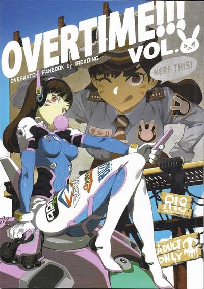 Overwatch – Overtime Part 2 (Bear hand)