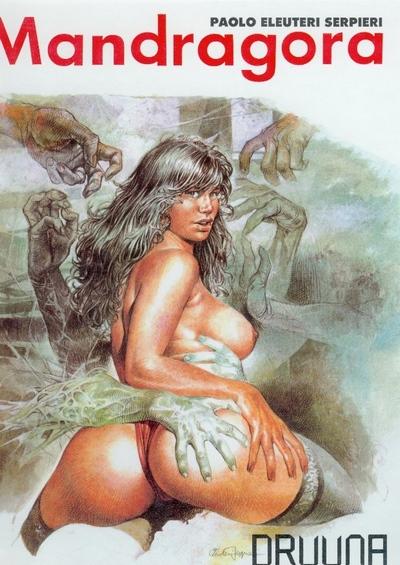 Druuna 5 – Mandragore (Paolo Serpieri)