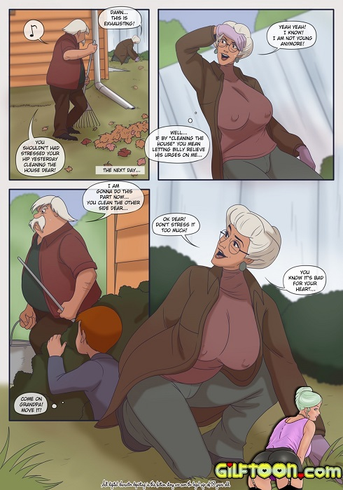 Comic porn cartoon Mom Comics