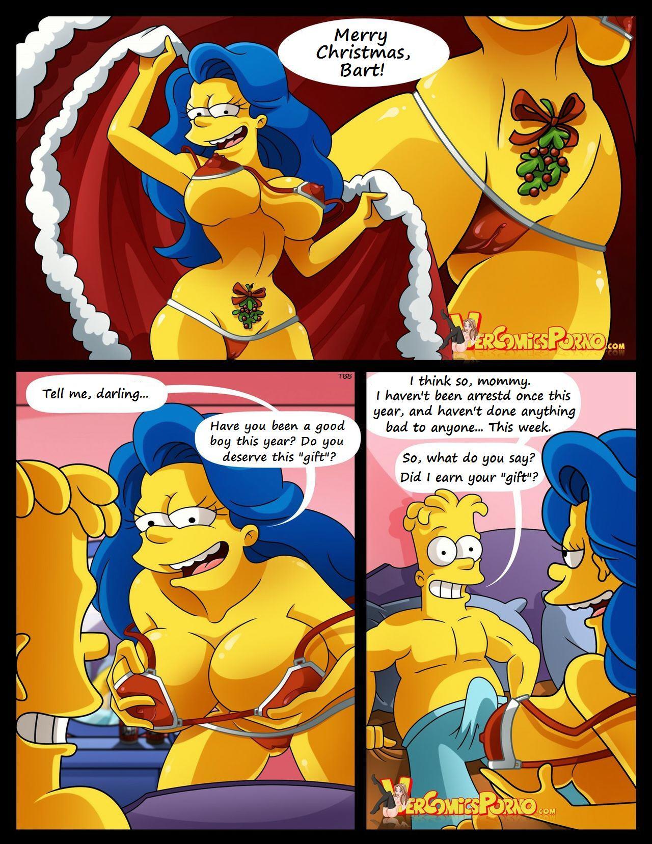 Xxx comic simpson Free Simpsons