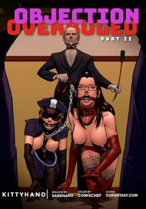 Objection Overruled 2 – Kitty Hand