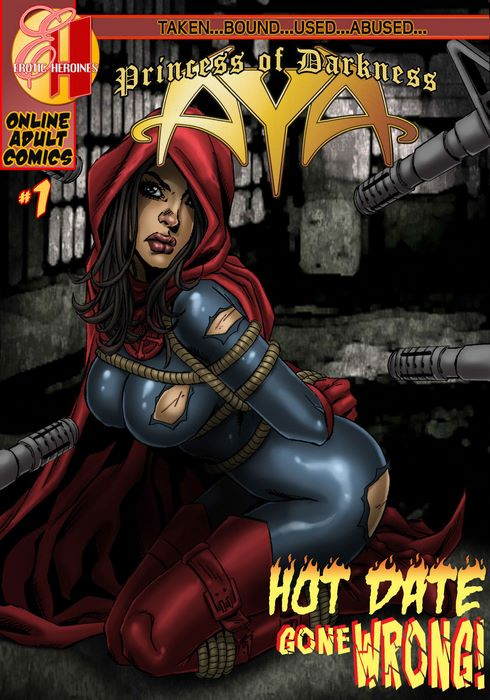 Princess of Darkness Aya- Erotic Heroines