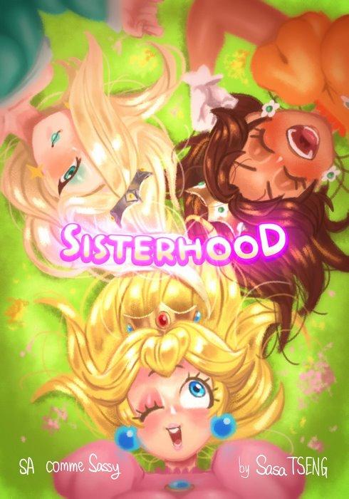 Sisterhood- Sasa Tseng (super mario brothers)