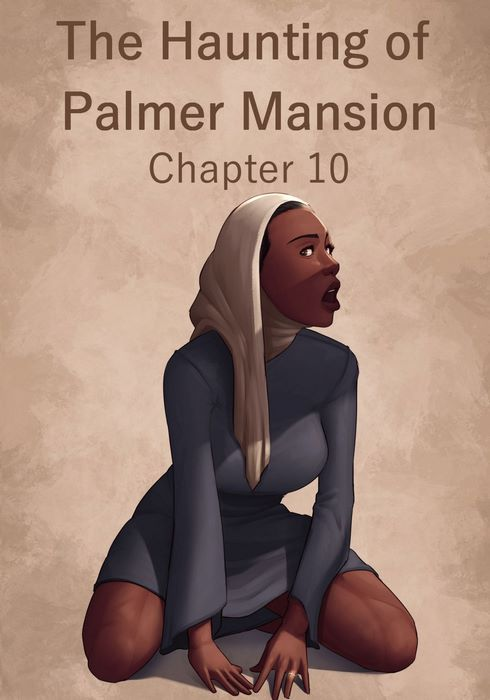The Haunting of Palmer Mansion 10- JDseal