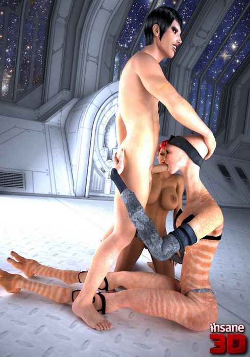 Outer Space Desire – Insane3D