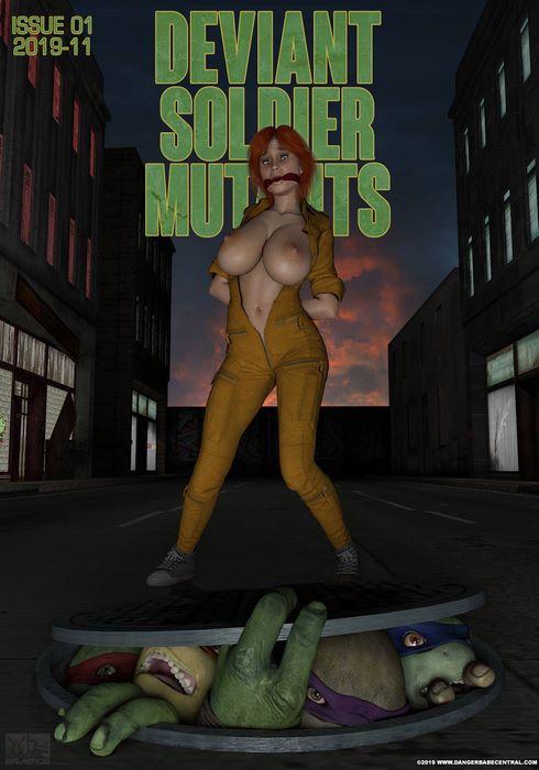 Deviant Soldier Mutants- Dangerbabecentral