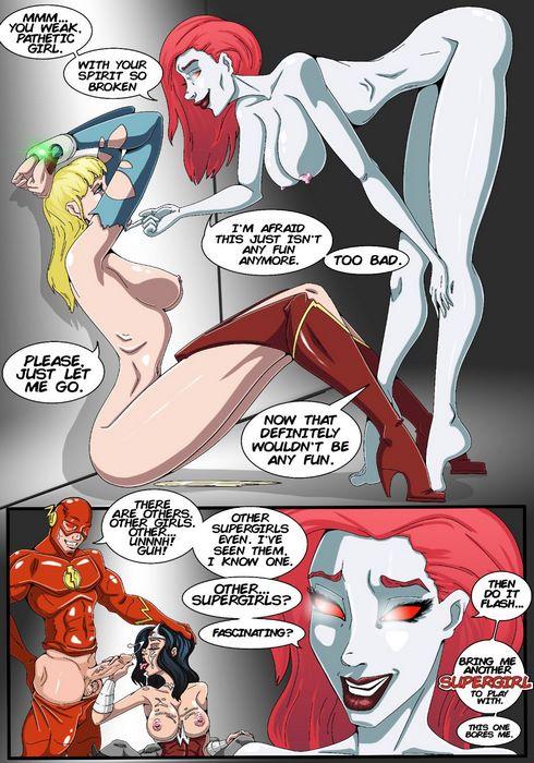 True Injustice: Supergirl Part 2- Genex