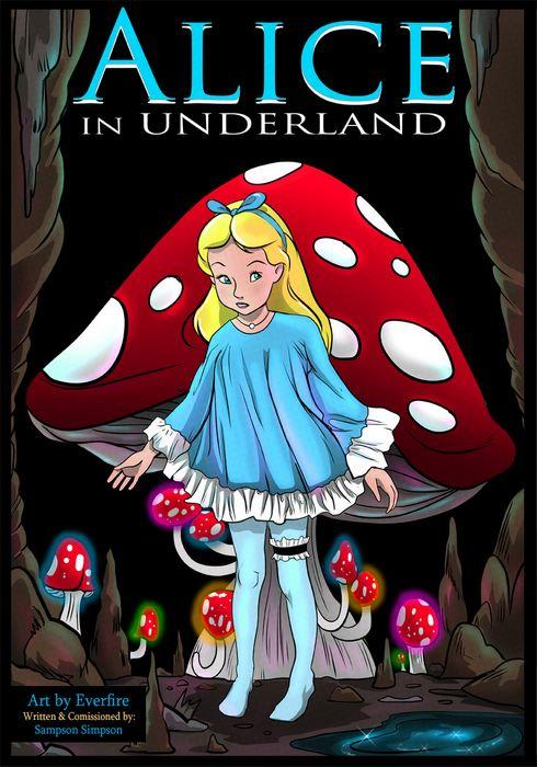 Alice in Underland- Everfire