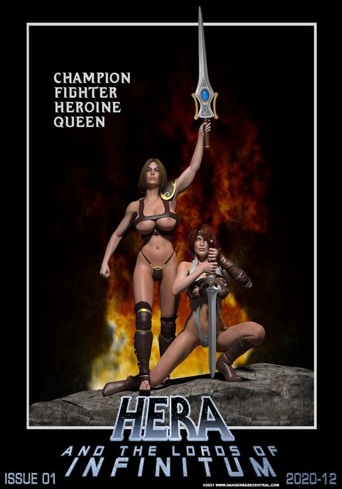 Hera and the Lords of Infinitum – Briaeros