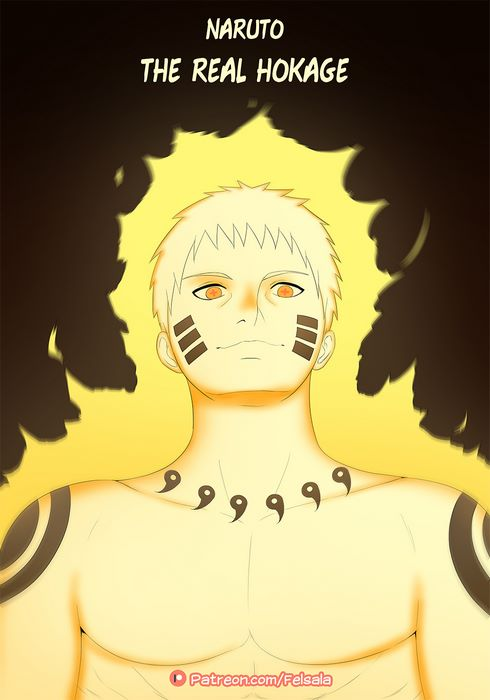 Naruto The Real Hokage- Felsala