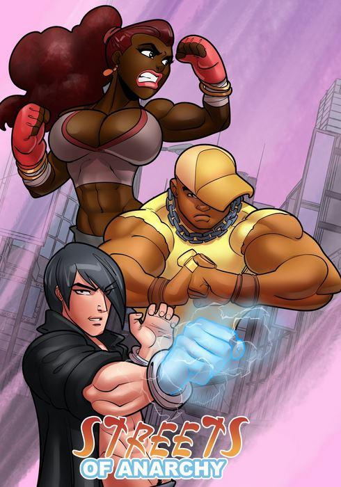 Hero Tales Origins- Streets of Anarchy (Rabies)