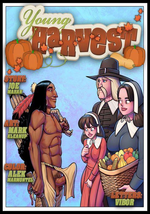 Young Harvest – JabComix