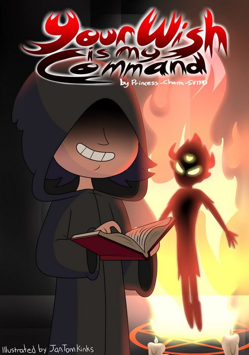 Your Wish Is My Command (Star Vs. The Forces of Evil)