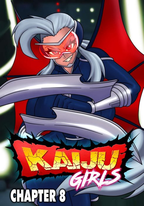 Kaiju Girls Chapter 8- WitchKing00