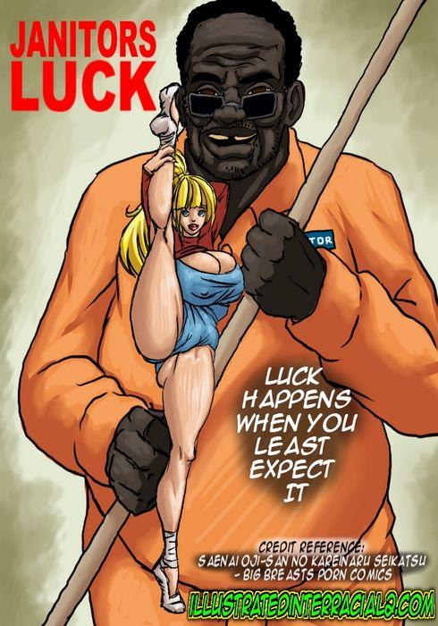 Comic bbc porn Big Black