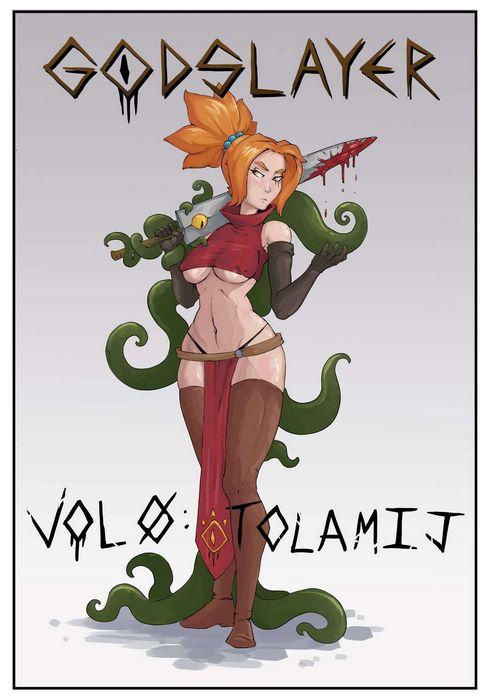 Godslayer Volume 1