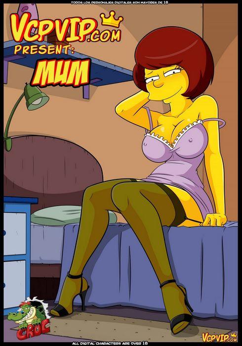 Porn incest comic A Mother