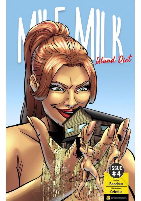 Milf Milk- Island Diet 4 – BotComics