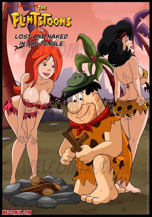 The Flintstones #3- Lost and Naked in the Jungle
