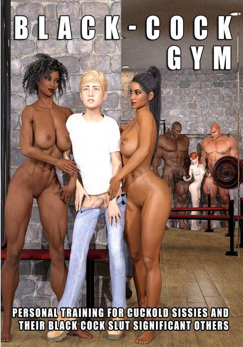 Black Cock Gym – Smutnut