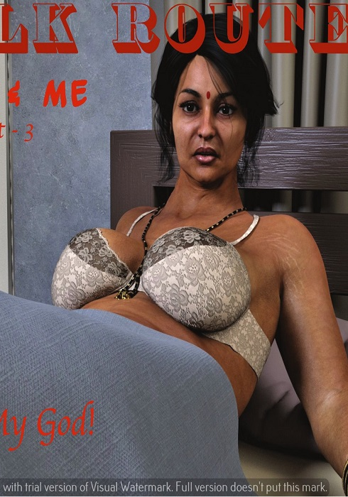 Silk Route- Mom & Me – Part 3 by Ira Ram